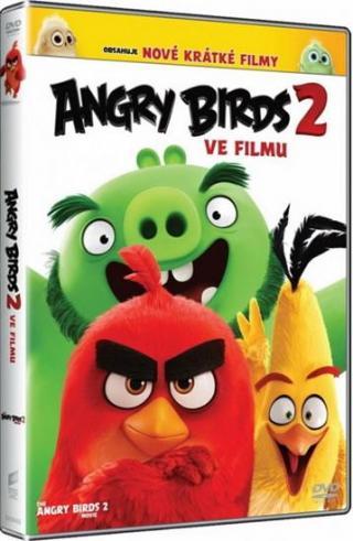 Angry Birds ve filmu 2 [DVD]